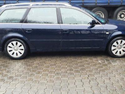Tausche Audi a6 Kombi 2004 gegen suv