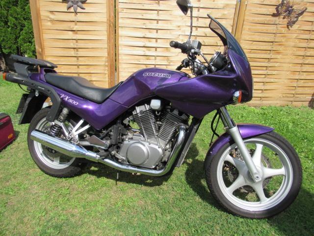 Suzuki VX 800 gegen Roller ab 250ccm