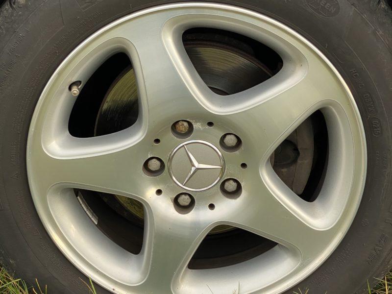 Mercedes C200 T-Modell TÜV 01/22