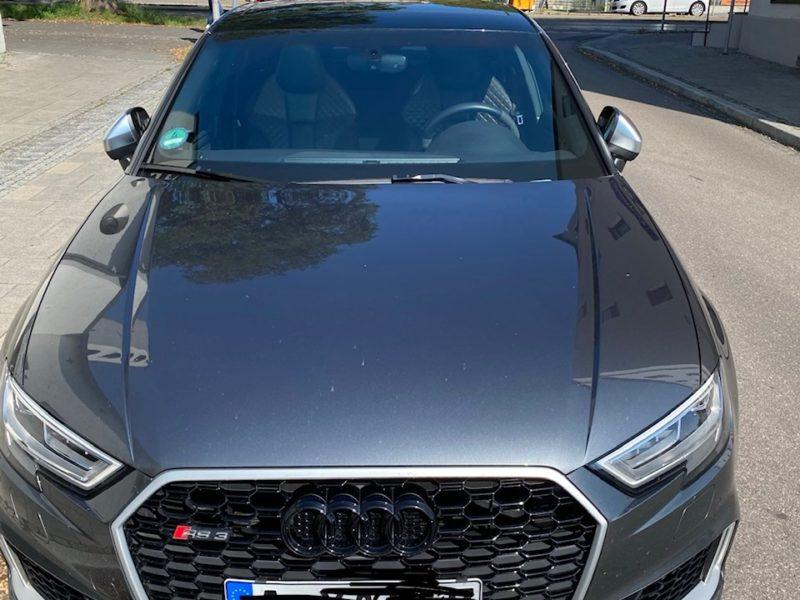Audi RS3 Leasingübernahme für 506€ Brutto ohne OPF für Gewerbetreibende!