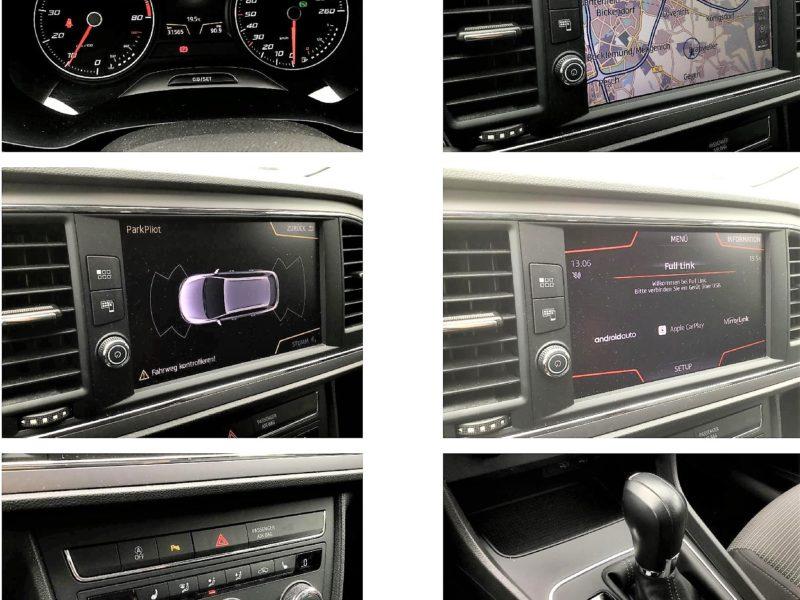 SEAT Leon 13500€ verhandelbar oder Tauschen, Start-Stop, Top Auto