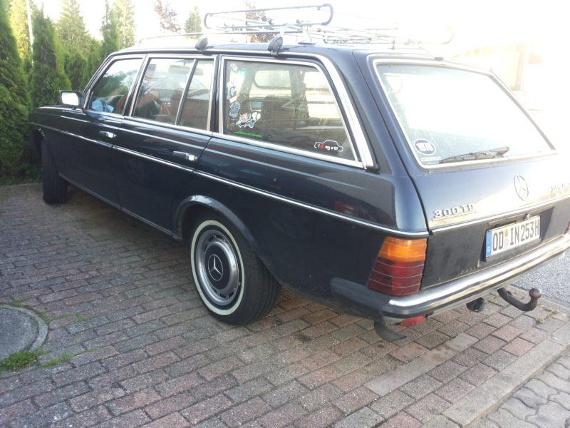 suche /8 Coupe - w114 250c oder andere - tausch gegen Mercedes Oldtimer