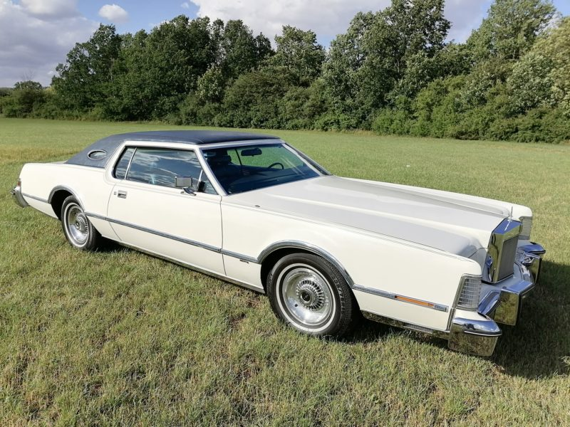 Oldtimer Ford Lincoln Continental Mark IV