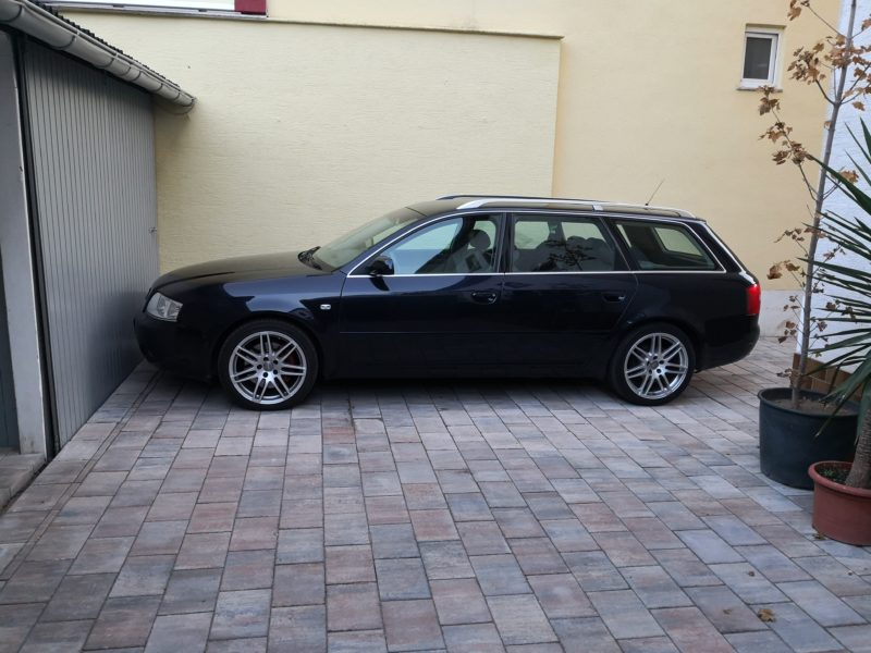 Audi A6 2.5 TDI QUATTRO TÜV NEU 11/2022