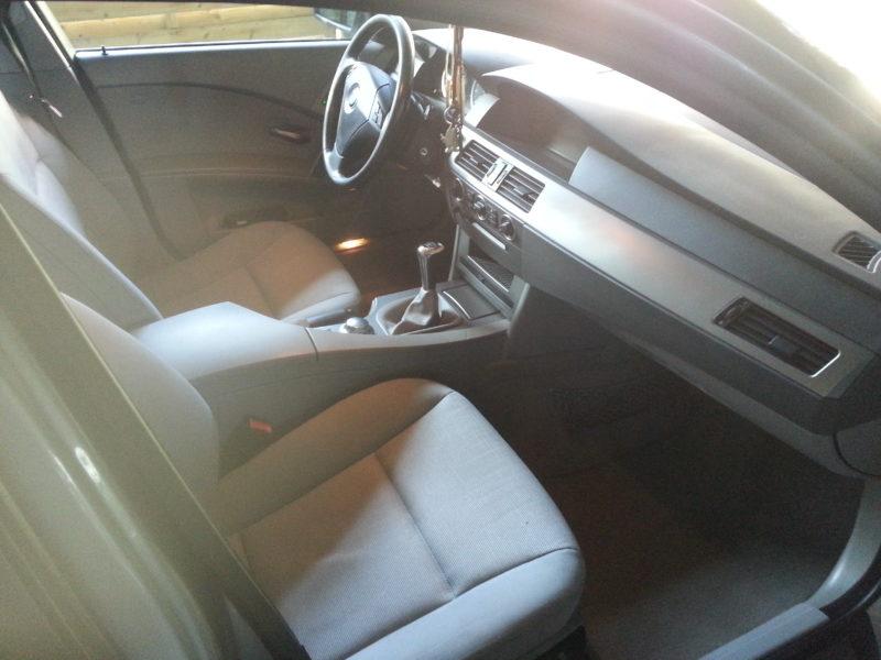 BMW 525i e61 Touring