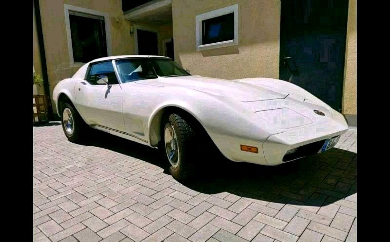 Corvette c3 1974