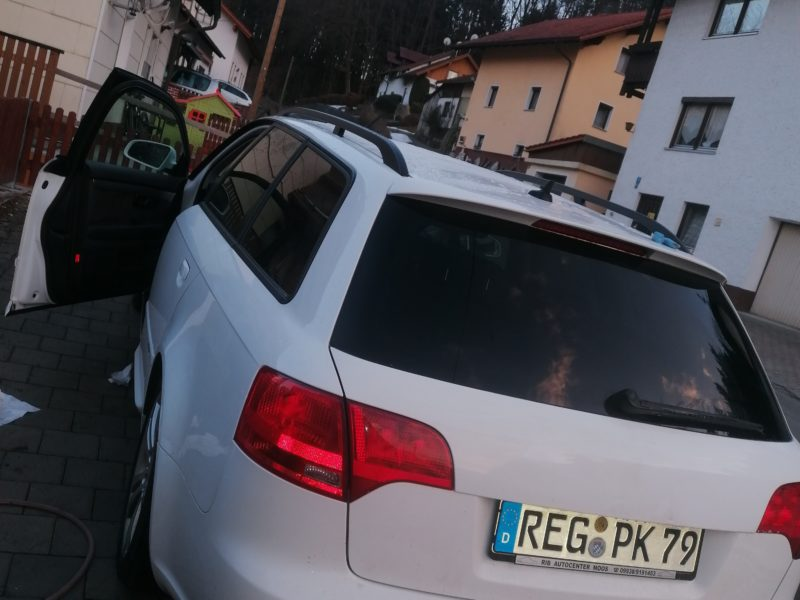 Tausche Audi A4 B7 2.0 TDi S-Line gegen Auto mit mind. 150 PS