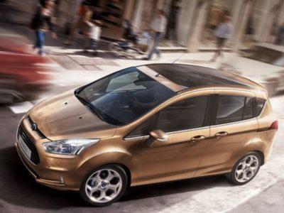 Tausche Ford B Max Titanium