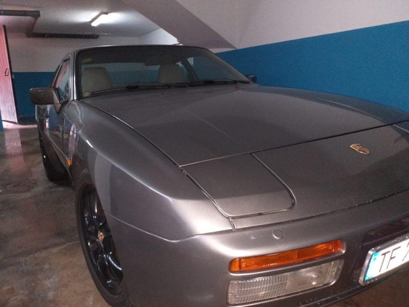 Tausche Porsche 944 s2 gegen Mazda mx5 RF184 ps