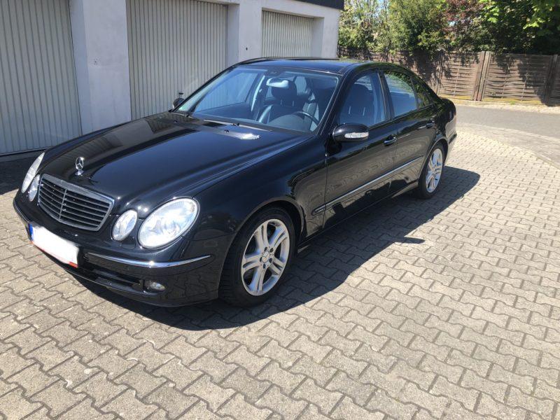 Mercedes-Benz E350 W211 Standheizung, AHK, TÜV neu, Garantie