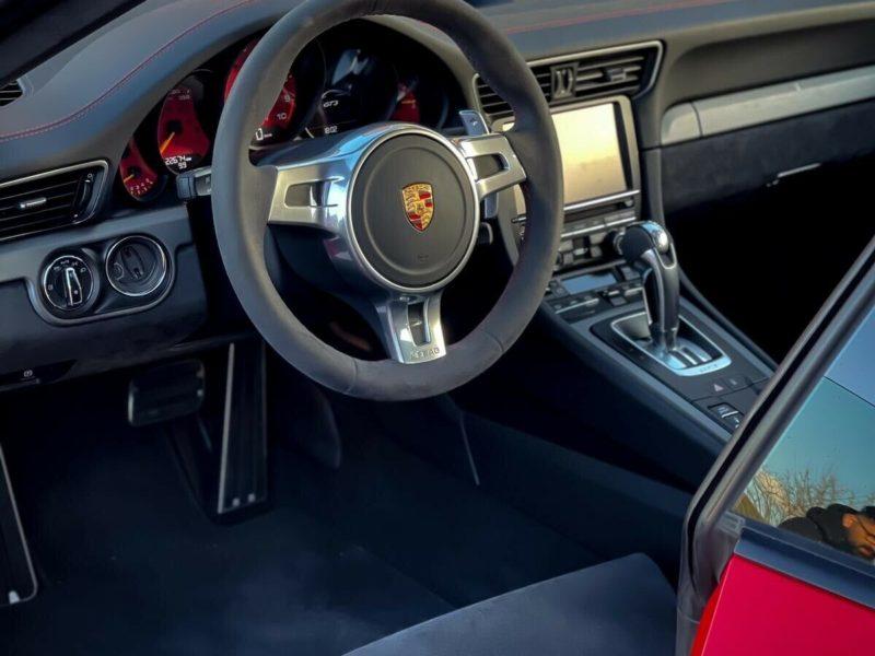 Porsche 911 991 GT3 Clubsport Approved bis 06/22