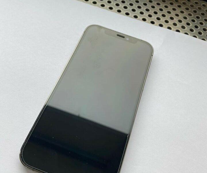 Apple iPhone 12 Pro 128 GB Graphit